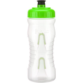 Fabric Cageless Flasche 600ml green